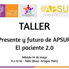 Taller – Paciente 2.0 y otros