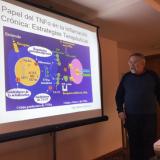 Nos visitó el Dr. Gilberto Castañeda-Hernández